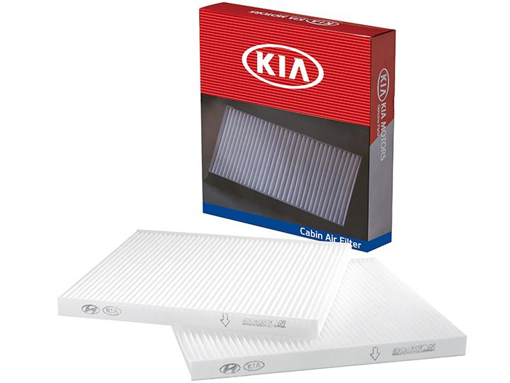 Filtro de aire para el habitáculo original Kia